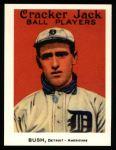 1915 Cracker Jack Reprint #122  Owen Bush  Front Thumbnail