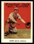 1915 Cracker Jack Reprint #87  Forrest Cady  Front Thumbnail