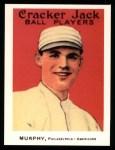 1915 Cracker Jack Reprint #165  Eddie Murphy  Front Thumbnail