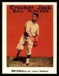 1915 Cracker Jack Reprint #42  Al Bridwell  Front Thumbnail