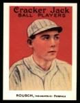 1915 Cracker Jack Reprint #161  Eddie Roush  Front Thumbnail