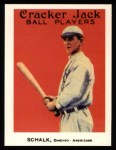 1915 Cracker Jack Reprint #61  Ray Schalk  Front Thumbnail