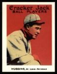 1915 Cracker Jack Reprint #75  Miller Huggins  Front Thumbnail