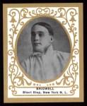 1909 T204 Ramly Reprint #17  Al Bridwell  Front Thumbnail