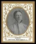 1909 T204 Ramly Reprint #49  Bob Ganley  Front Thumbnail