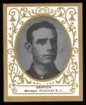 1909 T204 Ramly Reprint #52  Clark Griffith  Front Thumbnail