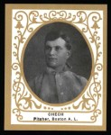 1909 T204 Ramly Reprint #24  Charles Chech  Front Thumbnail