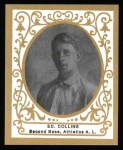 1909 T204 Ramly Reprint #28  Eddie Collins  Front Thumbnail