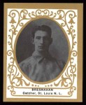 1909 T204 Ramly Reprint #16  Roger Bresnahan  Front Thumbnail