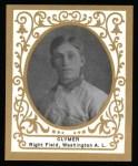 1909 T204 Ramly Reprint #26  Otis Clymer  Front Thumbnail