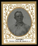 1909 T204 Ramly Reprint #53  Roy Hartzell  Front Thumbnail