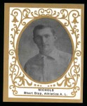 1909 T204 Ramly Reprint #88  Simon Nichols  Front Thumbnail