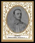 1909 T204 Ramly Reprint #85  Danny Murphy  Front Thumbnail