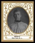 1909 T204 Ramly Reprint #79  Fred Merkle  Front Thumbnail
