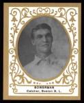 1909 T204 Ramly Reprint #14  Frank Bowerman  Front Thumbnail