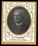 1909 T204 Ramly Reprint #84  Tim Murname  Front Thumbnail