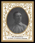 1909 T204 Ramly Reprint #15  Kitty Bransfield  Front Thumbnail