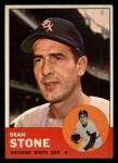 1963 Topps #271  Dean Stone  Front Thumbnail