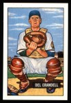 1951 Bowman Reprints #20  Del Crandall  Front Thumbnail