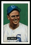 1951 Bowman Reprints #35  Al Zarilla  Front Thumbnail