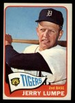 1965 Topps #353  Jerry Lumpe  Front Thumbnail