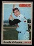 1970 O-Pee-Chee #230  Brooks Robinson  Front Thumbnail