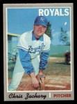 1970 O-Pee-Chee #471  Chris Zachary  Front Thumbnail