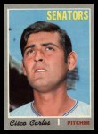 1970 O-Pee-Chee #487  Cisco Carlos  Front Thumbnail
