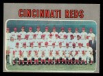 1970 O-Pee-Chee #544   Reds Team Front Thumbnail