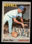 1970 O-Pee-Chee #89  Juan Rios  Front Thumbnail
