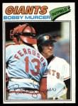 1977 Topps #40  Bobby Murcer  Front Thumbnail