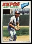 1977 Topps #526  Larry Parrish  Front Thumbnail