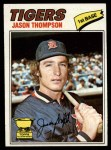 1977 Topps #291  Jason Thompson  Front Thumbnail