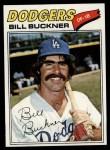 1977 Topps #27  Bill Buckner  Front Thumbnail