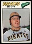 1977 Topps #197  Ed Ott  Front Thumbnail