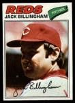 1977 Topps #512  Jack Billingham  Front Thumbnail