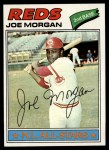 1977 Topps #100  Joe Morgan  Front Thumbnail