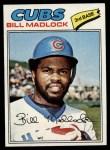 1977 Topps #250  Bill Madlock  Front Thumbnail