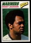 1977 Topps #49  Grant Jackson  Front Thumbnail