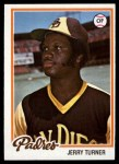 1978 Topps #364  Jerry Turner  Front Thumbnail