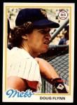 1978 Topps #453  Doug Flynn  Front Thumbnail