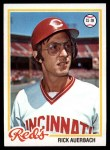 1978 Topps #646  Rick Auerbach  Front Thumbnail