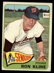1965 Topps #56  Ron Kline  Front Thumbnail