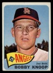 1965 Topps #26  Bobby Knoop  Front Thumbnail