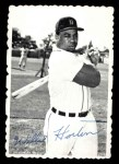 1969 Topps Deckle Edge #9  Willie Horton    Front Thumbnail