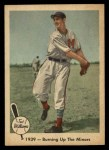 1959 Fleer #12   -  Ted Williams  Burning up the Minors Front Thumbnail