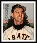 1950 Bowman REPRINT #201  Pete Castiglione  Front Thumbnail