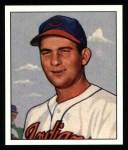 1950 Bowman REPRINT #40  Bob Lemon  Front Thumbnail