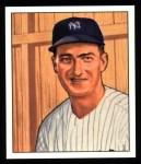 1950 Bowman REPRINT #216  Bob Porterfield  Front Thumbnail