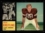 1962 Topps #29  Rich Kreitling  Front Thumbnail